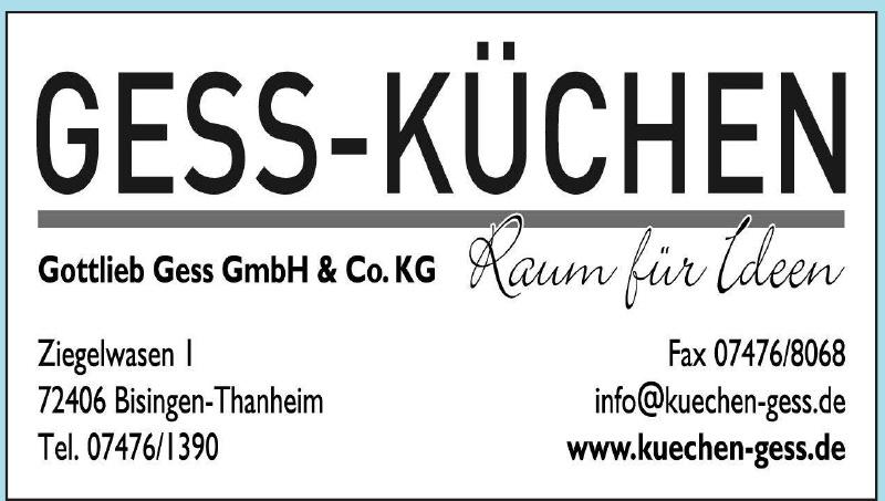 Gottlieb Gess GmbH & Co.KG