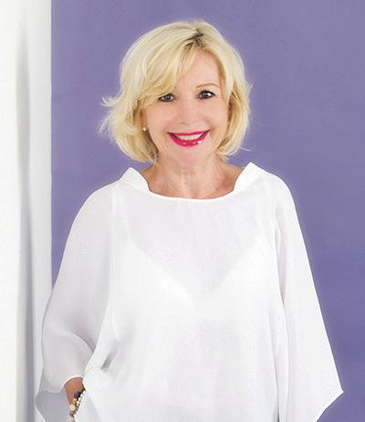 Roswitha Bardeleben sorgt im Sonnenhof mit Wellness- und Kosmetikbehandlungen für Entspannung und Regeneration.