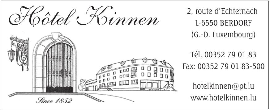 Hôtel Kinnen