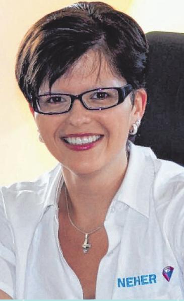 Yvonne Simon von Neher.