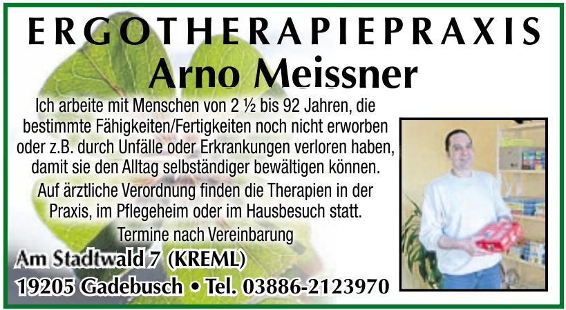 Ergotherapiepraxis Arno Meissner