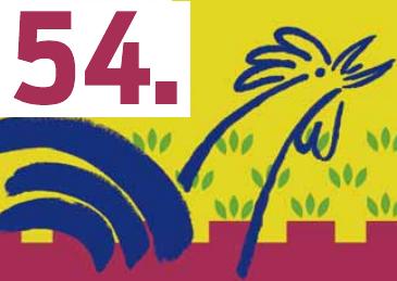Programm der 54. Zerbster Kulturfesttage vom 9. Februar bis 10. März 2019 Image 1