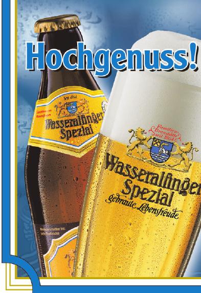Wasseralfinger Bier Spezial