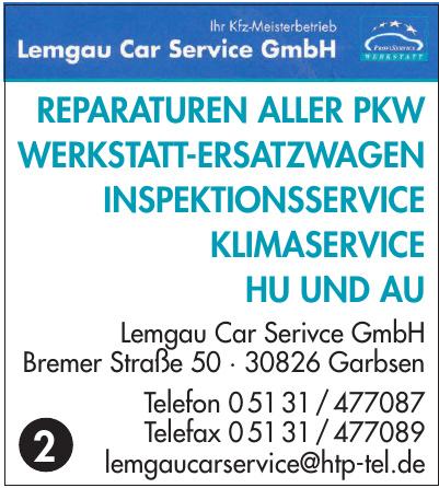Lemgau Car Serivce GmbH