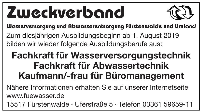 Zweckverband Wasserversorgung und Abwasserentsorgung Fürstenwalde und Umland