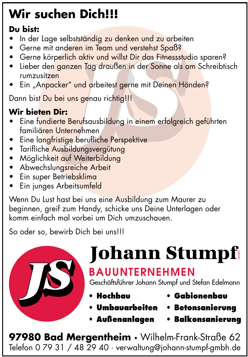 Johann Stumpf GmbH
