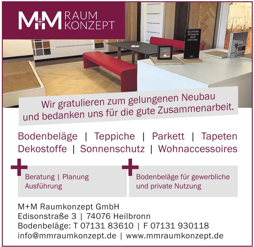 M+M Raumkonzept GmbH