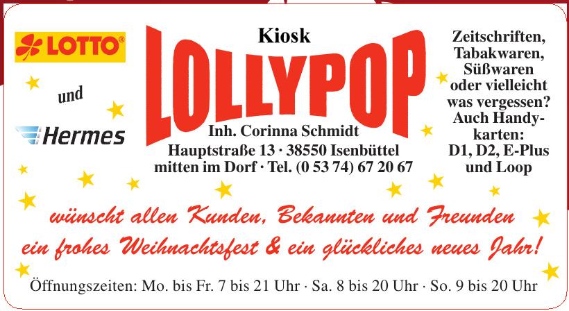 Kiosk Lollypop