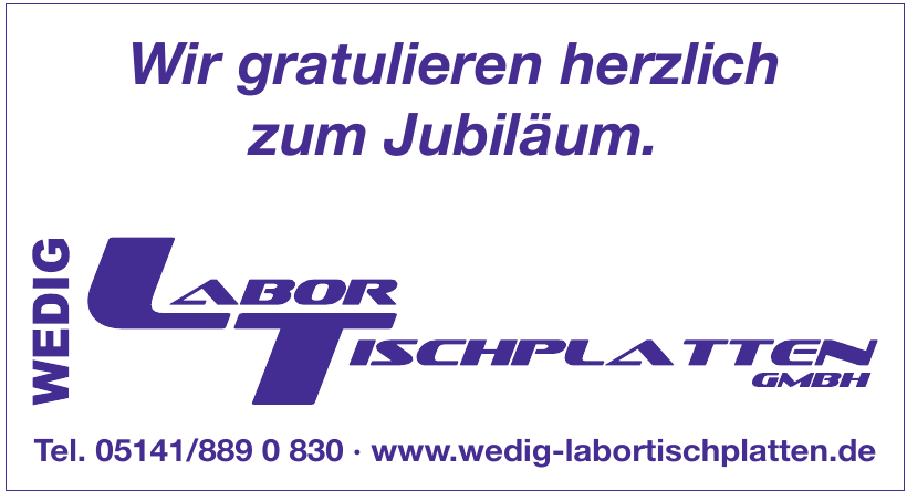 WEDIG Labortischplatten GmbH