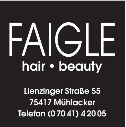 Faigle Hair - Beauty