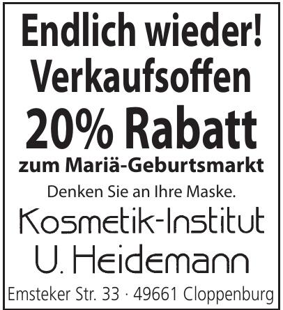 Kosmetik-Institut U. Heidemann