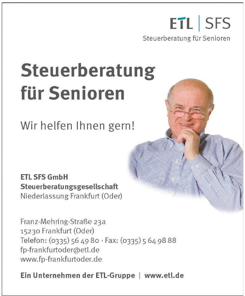 ETL SFS GmbH