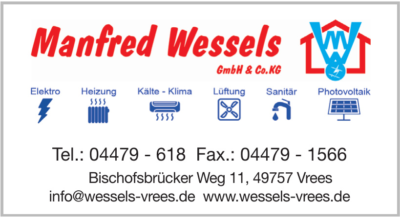Manfred Wessels GmbH & Co. KG