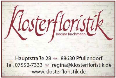 Klosterfloristik