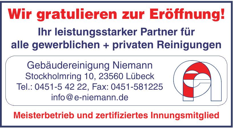 Gebäudereinigung Niemann