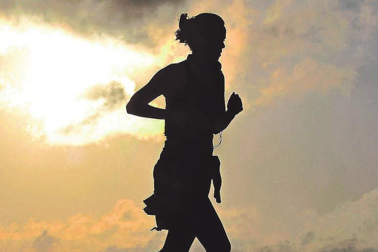 Sport an der frischen Luft ist eine Möglichkeit, Trauer in den Griff zu bekommen. Foto: Pixabay.com