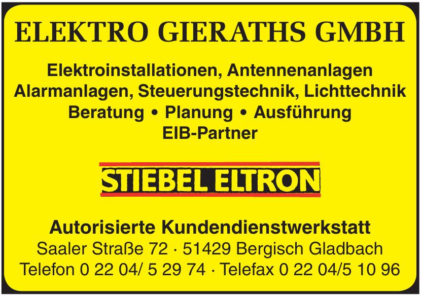 Elektro Gieraths GmbH