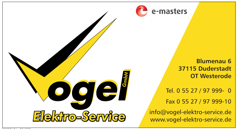 Vogel Elektro-Service GmbH