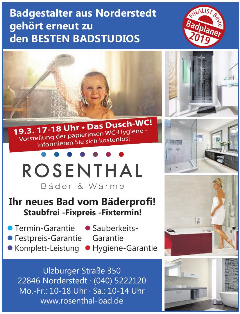 Rosenthal Bäder & Wärme