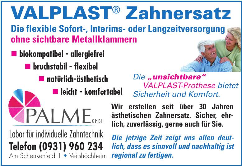 VALPLAST® Zahnersatz