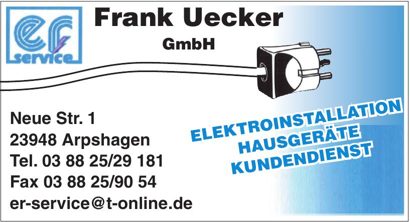 Frank Uecker GmbH