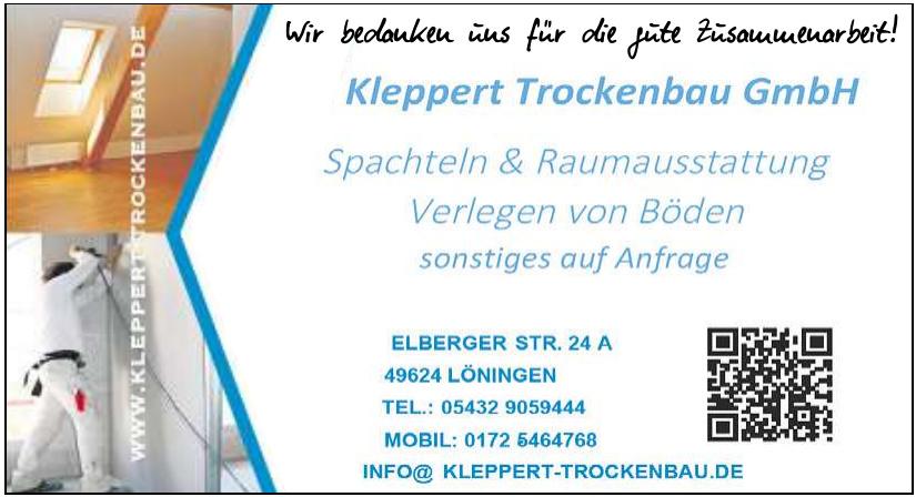 Kleppert Trockenbau GmbH