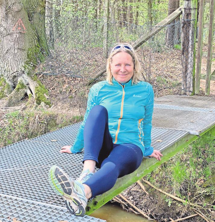 Zwei Massagen von Physiotherapeutin Frauke Wehrenberg gehören ebenfalls zu den attraktiven Preisen.
