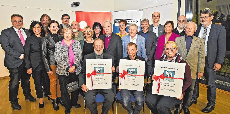 BA-Leser wählen Bürgerpreis-Sieger