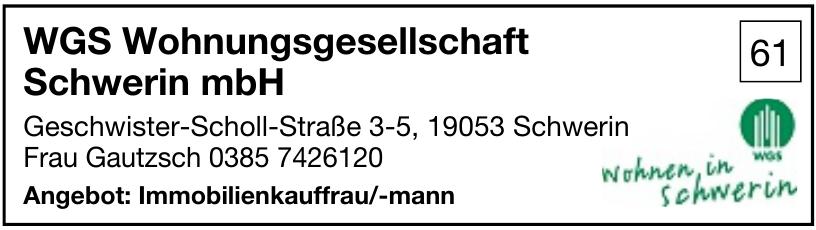 WGS Wohnungsgesellschaft Schwerin mbH