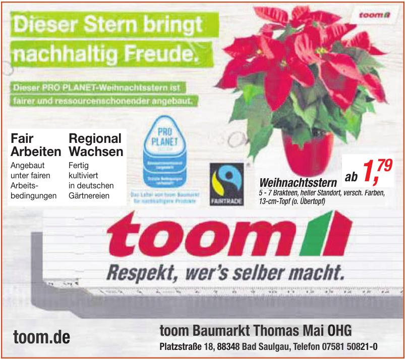 toom Baumarkt Thomas Mai OHG