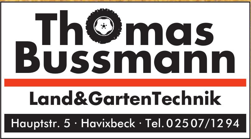Thomas Bussmann