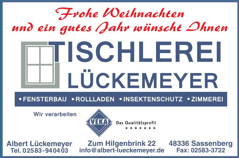 Tischlerei Lückemeyer