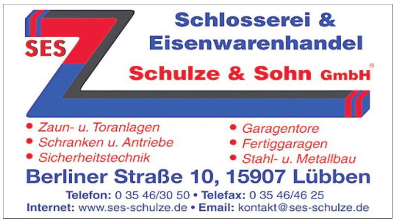 SES Schulze & Sohn GmbH