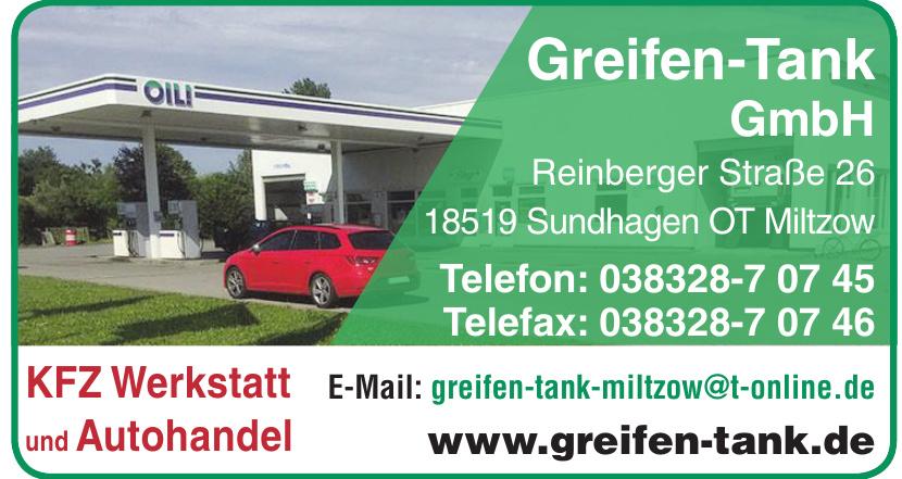 Greifen-Tank GmbH