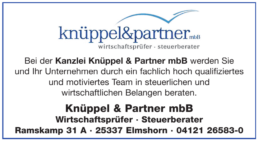 Knüppel & Partner mbB