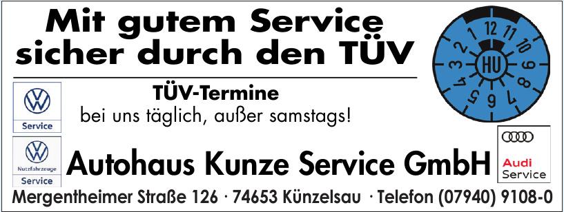 Autohaus Kunze Service GmbH