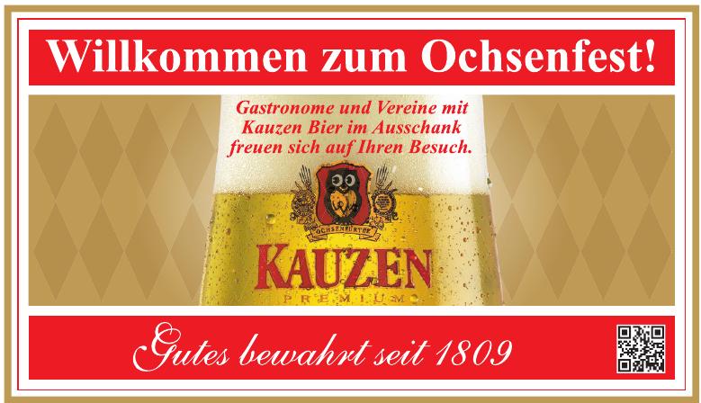 Kauzen Bier