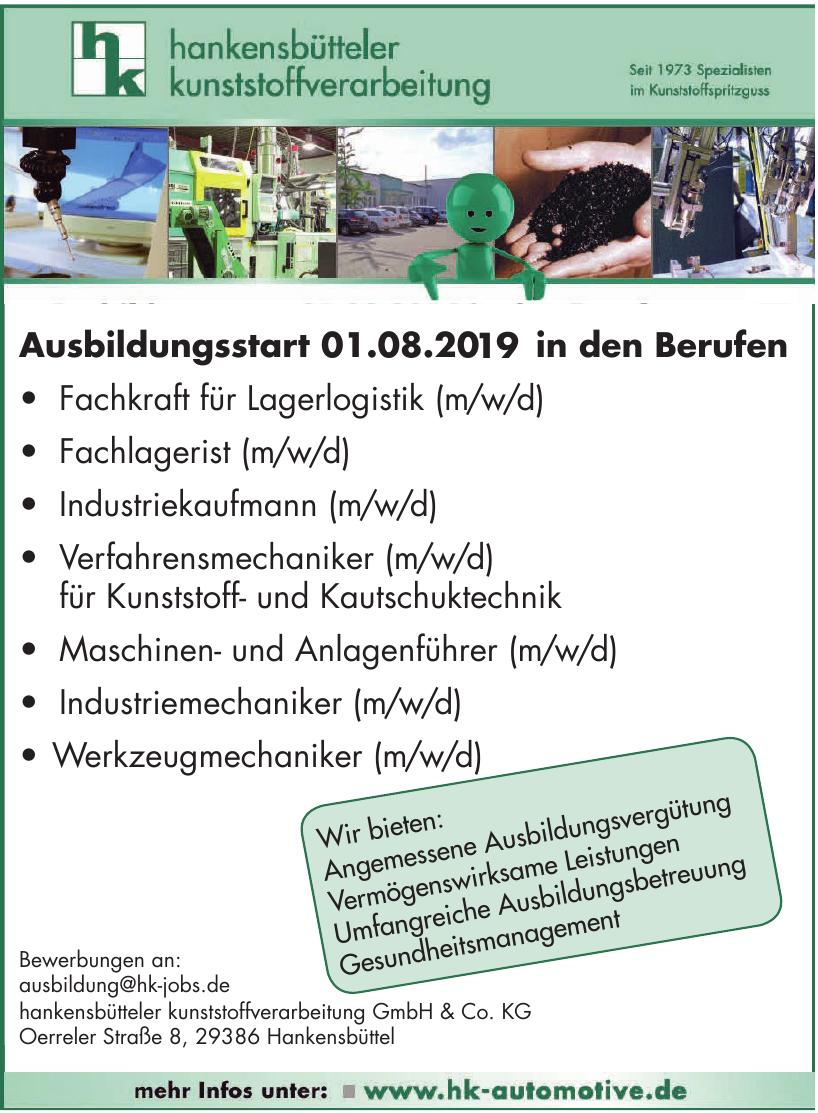 hankensbütteler kunststoffverarbeitung GmbH & Co. KG
