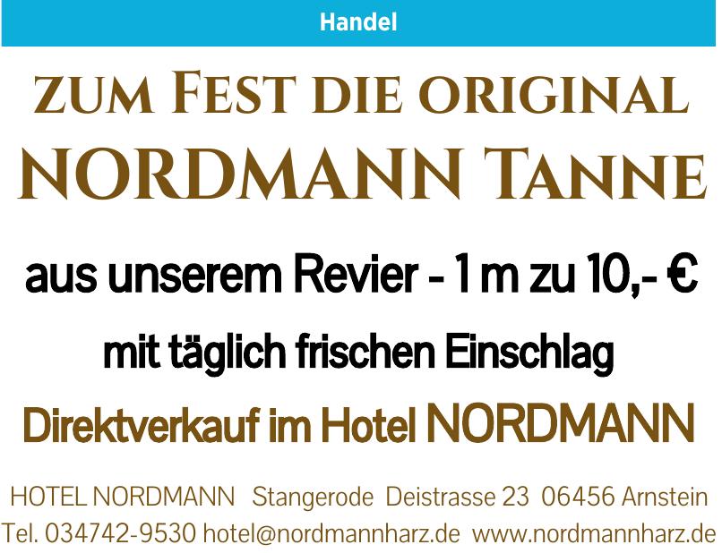 Hotel Nordmann