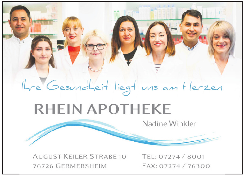 Rhein Apotheke Nadine Winkler