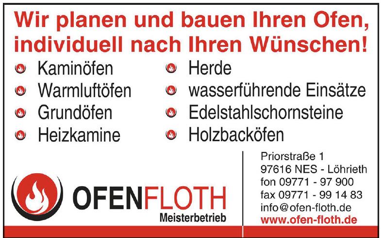 Ofen-Floth