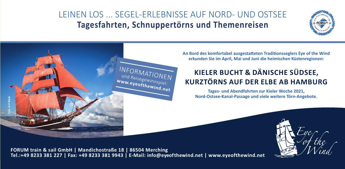 Forum train & sail GmbH
