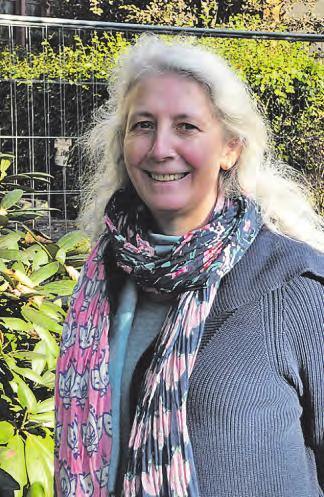Angela Reschke ist Diplom-Psychologin, Psychoonkologin und Buchautorin Foto: Chan Sidki-Lundius