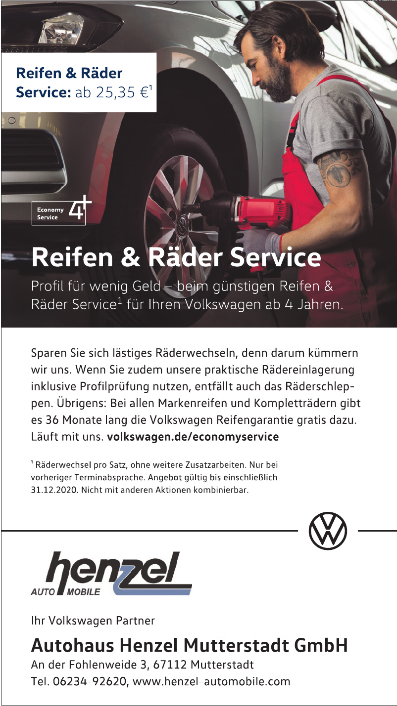 Autohaus Henzel Mutterstadt GmbH
