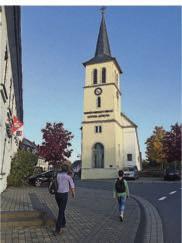 Herbstzeit ist auch Wanderzeit. Thomm ist zum Beispiel Start und Ziel des Schiefer-Wackenwegs.