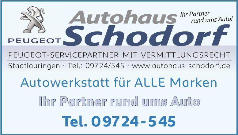 Autohaus Schodorf