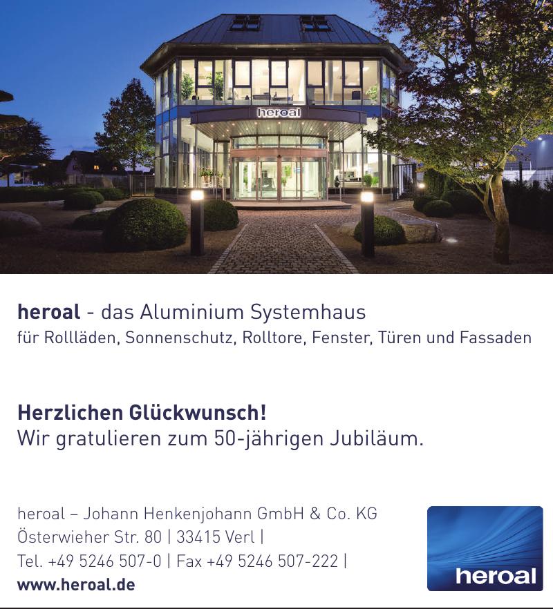 heroal − Johann Henkenjohann GmbH & Co. KG