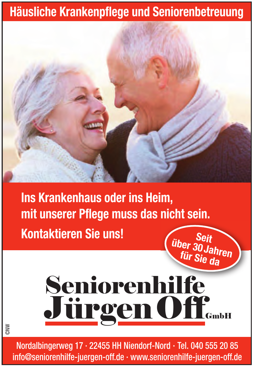 Seniorenhilfe Jürgen Off GmbH
