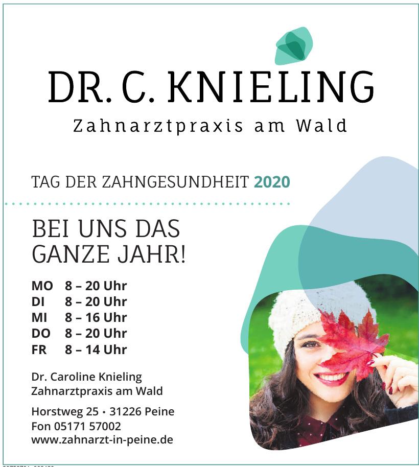 Dr. Caroline Knieling Zahnarztpraxis am Wald