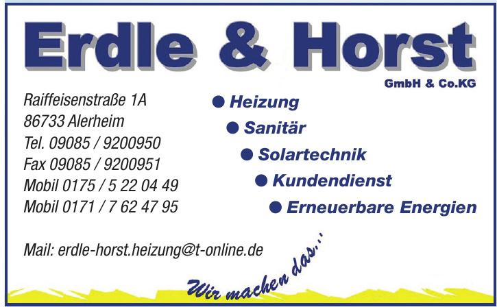 Erdle & Horst GmbH & Co.KG